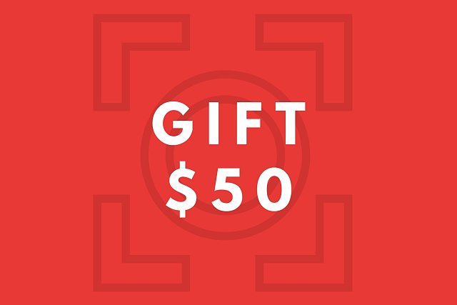 50 gift certificate 1 1